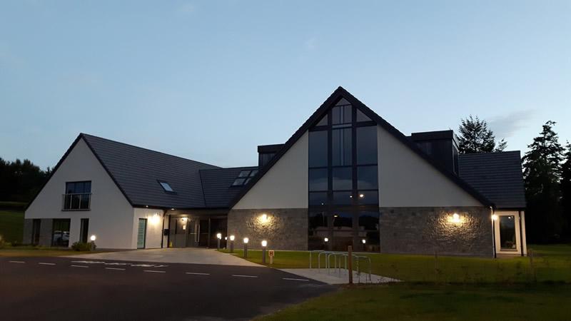 Balloch Church