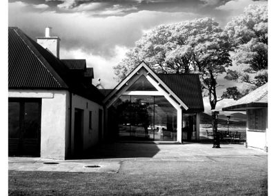 Skibo Golf Clubhouse