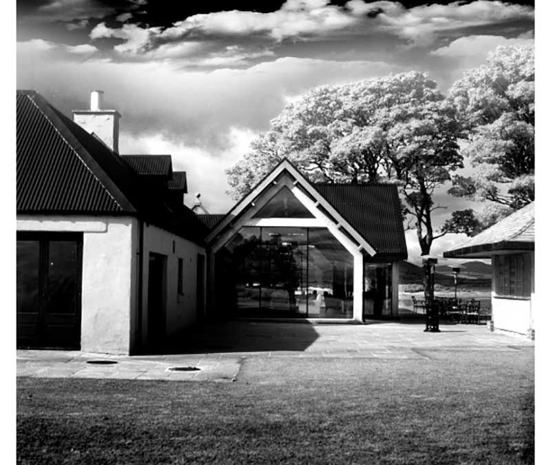 Skibo Golf Clubhouse